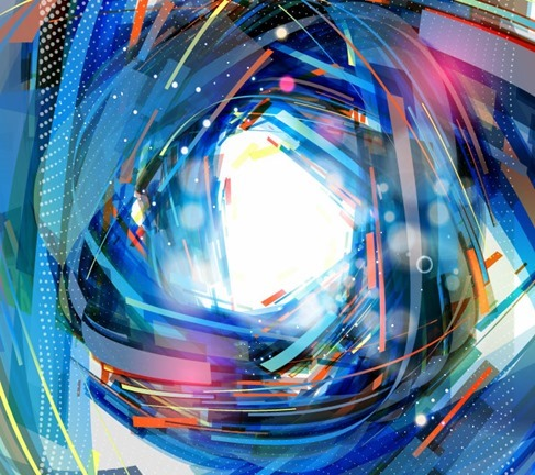 Abstract Background Vector Graphic 5
