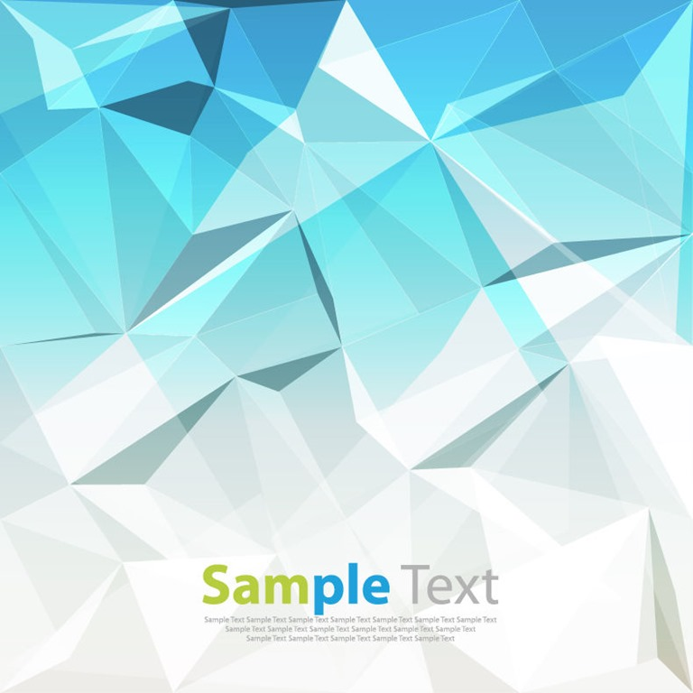 Abstract Blue Design Background Vector Illustration | Free ...