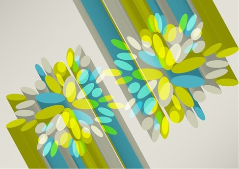 Abstract Design Vector Background Graphic