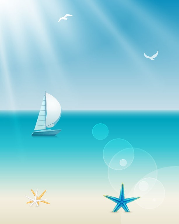 summer vector illustraitons - photo #29