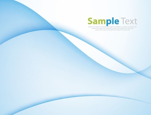 Abstract Light Blue Background Vector Graphic