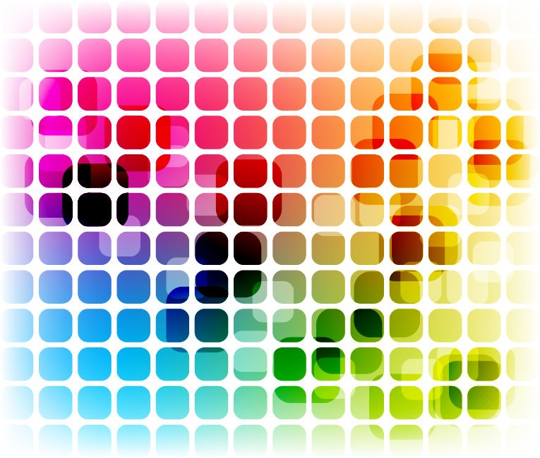 Colorful Design Abstract Background Vector Graphic