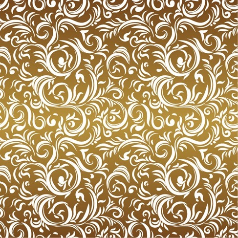 Floral Seamless Pattern Background Vector Illustration
