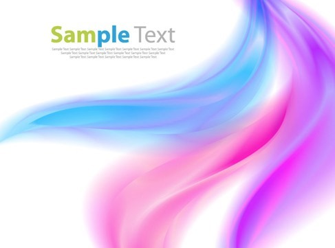 Abstract Blur Design Vector Background