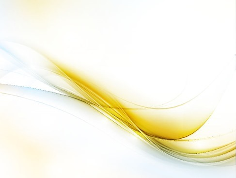 Dynamic Curve Abstract Background Vector Illustration