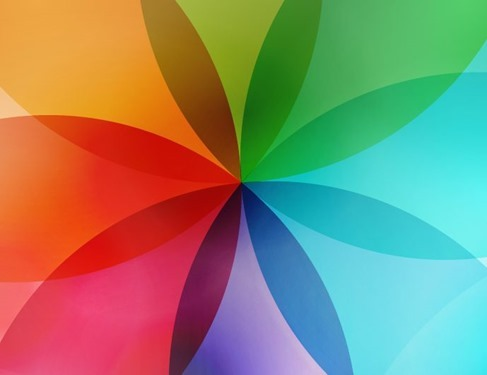 Vector Illustration of Abstract Colorful Design Background