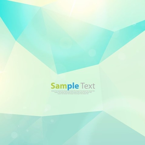 Abstract Style Background Vector Illustration