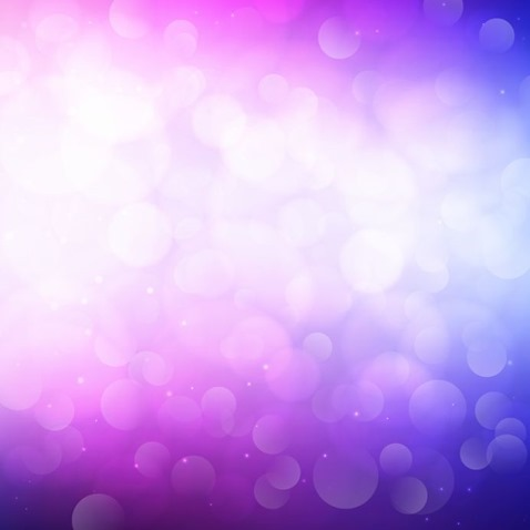 Defocused Bokeh Background for Design