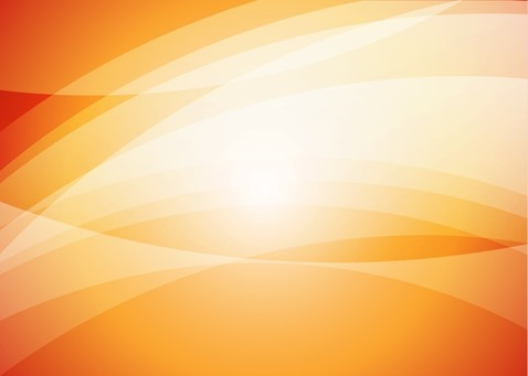 Abstract Orange Yellow Background