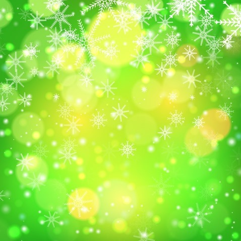 Wonderful Christmas Background Design Illustration