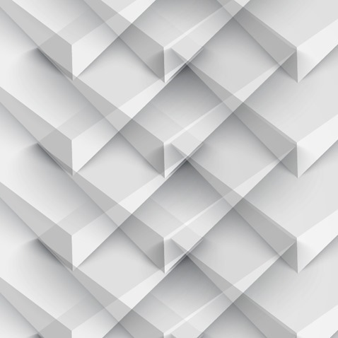 Abstract Tridimensional Vector Background