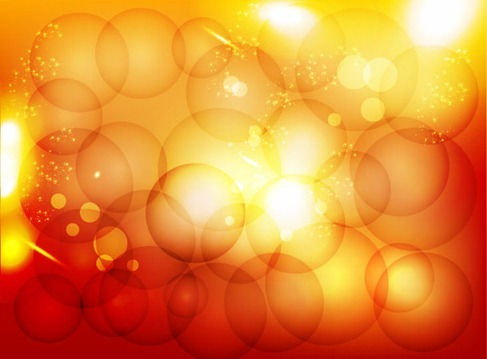 Abstract Sunny Design Background