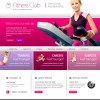 Free XHTML Website Template – Sports & Fitness