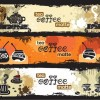 Coffee&amp;Tea Matte Vector