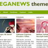 MEGANEWS &#8211; Free WordPress Theme