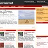 Free Entertainment WordPress Theme