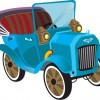 Free Vector Old Car