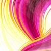 Free Dynamic Lines Background Vector