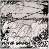 Free 26 Vector Grunge Brushes for Photoshop