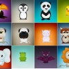 13 Free Painfully Cute Critter Icons