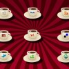 Free Coffe Icon Set