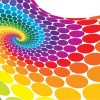Free Vector Colorful Dots Background