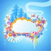 Free Vector Graphic &#8211; Cold Winter