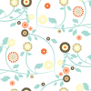 Free Seamless Vector Patterns – Gypsy Garden