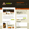 Free WordPress Theme &#8211; MonkeyPR