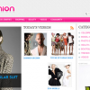 Free CSS Web Template – Fashion Portal