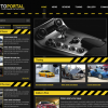 Free CSS Web Template &#8211; Auto Portal