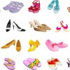 Free Shoes Vector Pack