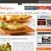 Free WordPress Theme – iRecipes