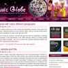 Free WordPress Theme – Music Globe