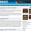 Free WordPress Theme – New Wave