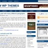 Free WordPress Theme – Groove Blue