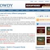 Free WordPress Theme – Crowdy