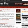 Free WordPress Theme &#8211; News Top