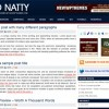 Free WordPress Theme &#8211; Go Natty