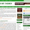 Free WordPress Theme – Groove Green