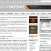 Free WordPress Theme – Silver Motion