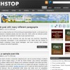 Free WordPress Theme – Tech Stop