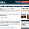 Free WordPress Theme &#8211; Bistro