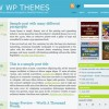 Free WordPress Theme – Blog Station