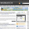 Free WordPress Theme &#8211; News Match