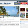 Free WordPress Theme – Vacation Time
