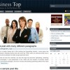Free WordPress Theme – Business Top