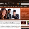 Free WordPress Theme &#8211; Company Style