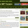 Free WordPress Theme – Green Dream