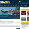 Free WordPress Theme – Strownes